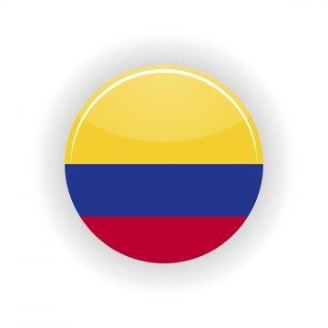 Circulo De Icono De Colombia Iconos Circulares Bandera Colombia Png Y Vector Para Descargar Gratis Pngtree Iconos De Redes Sociales Bandera De Colombia Iconos