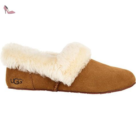 chaussons femme style ugg