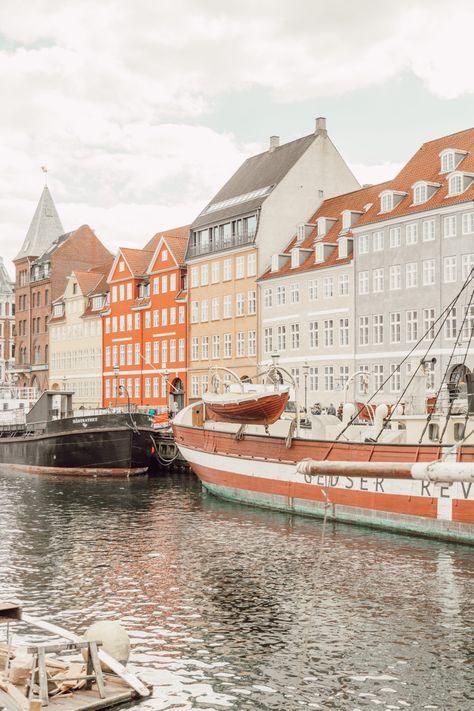 Copenhagen Travel Guide, By Sheridan Gregory. - Copenhagen Travel Guide, By Sheridan Gregory. The Places Youll Go, Places To Go, Copenhagen Travel, Copenhagen Denmark, Usa Tumblr, Travel Aesthetic, Beach Aesthetic, Red Aesthetic, Aesthetic Photo