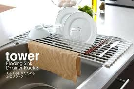 Over The Sink Dish Rack Ikea Home Decor Sink Dish Rack Sink Dish Drainer Dish Drainers