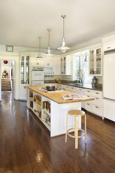 Cucina classica bianca 22 | Cucine | Pinterest