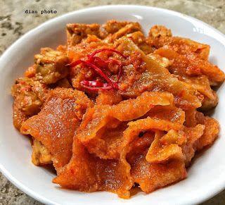 Resep Sambal Goreng Krecek By Dianayupuspitasari Resep Masakan Resep Ayam