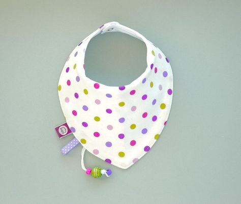 Dribble bib - cool with the extra details