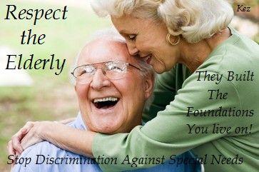 Respect the Elderly