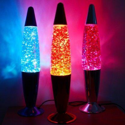 Glitter Lava Lamps 90s Party Decor Glitter Lamp Lava Lamp Lamp