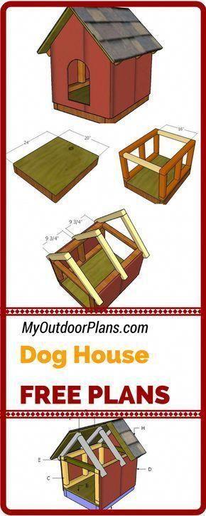 The 25 Best Unique Dog House Designs Cool Dog Houses Dog House Plans Big Dog House