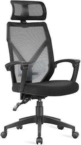 Dripex Chaise De Bureau Ergonomique Chaise De Bureau Ergonomique Chaise Bureau Siege De Bureau