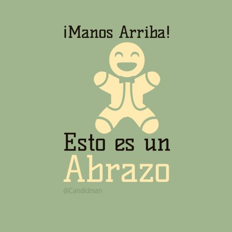 ¡Manos Arriba!  ❥Teresa Restegui http://www.pinterest.com/teretegui/❥