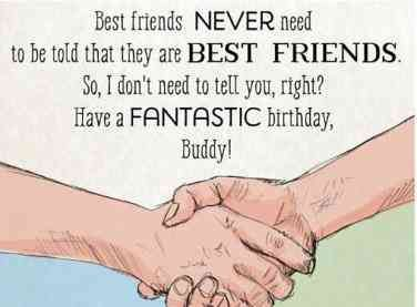 50 Funny Happy Birthday Quotes Wishes For Best Friends