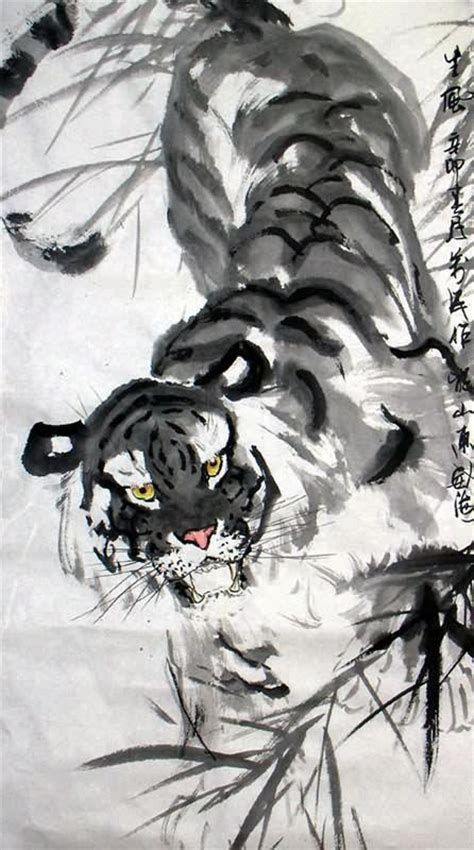 Tattoo Lion Black Ink In 2020 Tiger Painting Tiger Art Tiger
