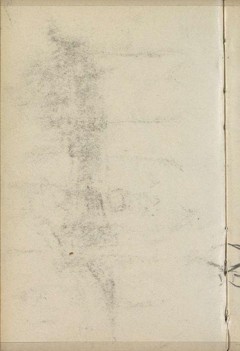 George Hendrik Breitner | Pagina 73: Blanco, George Hendrik Breitner, 1907 - 1908 | Pagina 73 uit een schetsboek met 46 bladen.