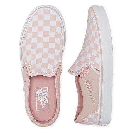 Vans Asher Slip-On Womens Skate Shoes