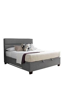 Tokyo Ottoman Storage Bed With Mattress Options Usb Charging Lights And Optional Next Day Delivery Ottoman Storage Bed Ottoman Bed Bed Sizes