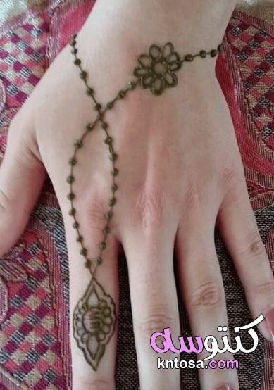 رسومات حنة سهلة جدا على اليد Simple Mehndi Designs Mehndi Simple Mehndi Designs For Beginners