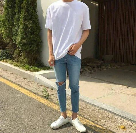 Korean Street Fashion - Life Is Fun Silo