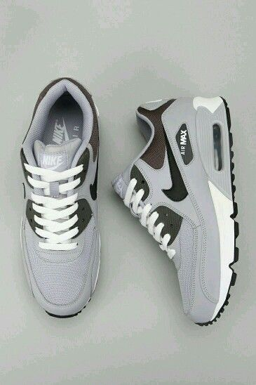 Nike Air Max 90 Trainers White Court Purple Wolf Grey Laser