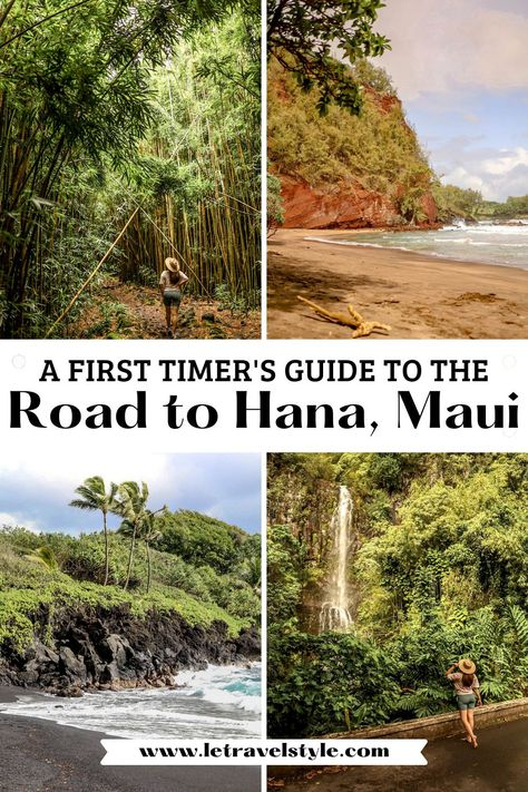A First Timer's Guide to the Road to Hana in Maui