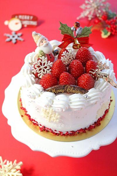 デコレーション ケーキ 作り方