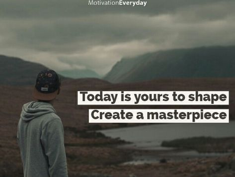 When was the last you affirmed this when you woke up?  Everyday you have a choice to give up or get up, what will you choose today?  .  .  .  . #motivation #quote #quotes #quoteoftheday #selfimprovement #thought #teamself #selfhelp #wisdom #creativity #great #follow #motivationalquote #education #instadaily #mindset #inspiration #selfcare #life #motivateyourself #word #cool #amazing #discipline #wednesdaymotivation #wednesdaythoughts