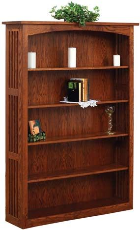 Jd S Bookcase Mission Style Furniture Mission Furniture