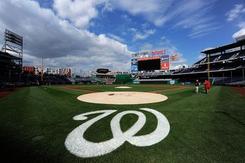 Nationals Park A Photo Gallery Of Nationals Park Nationals Park Washington Nationals National Park Photos
