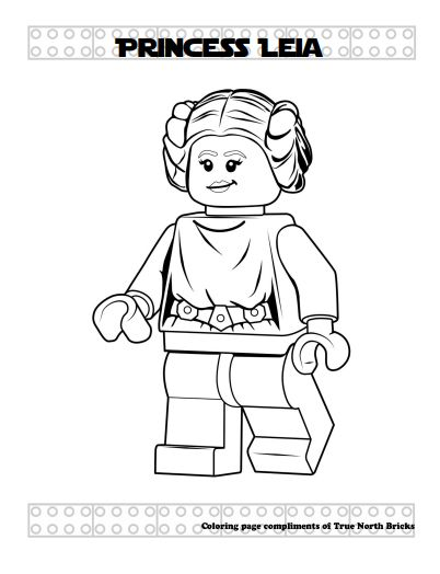 Star Wars Bespin Duel Toys R Us Exclusive True North Bricks Lego Coloring Pages Star Wars Colors Lego Coloring