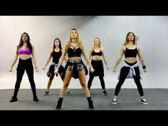 Sim Ou Nao Anitta Feat Maluma Coreografia Equipe Marreta