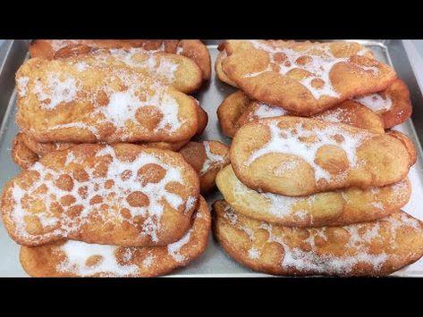 Dulces Fáciles De Carnaval Hojuelas Beatriz Cocina Youtube Dulces Fritos Receta De Galletas Caseras Recetas De Dulces Faciles