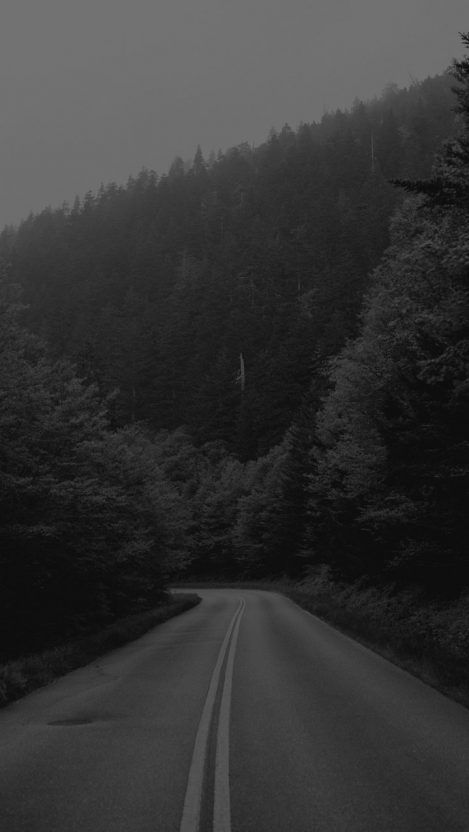 Black And White Nature Iphone Wallpaper Black Aesthetic Wallpaper Nature Iphone Wallpaper Dark Wallpaper Iphone