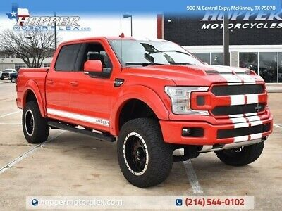 Ebay Advertisement 2018 Ford F 150 Lariat Shelby 2018 Ford F 150