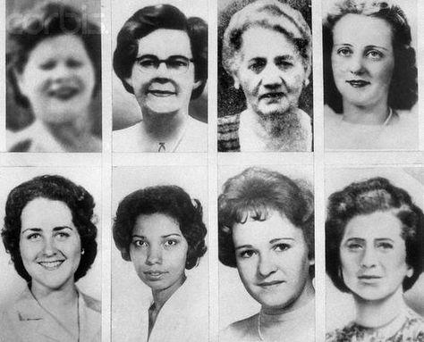5/25/16 Who was the Boston Strangler? Portraits of Eight Boston