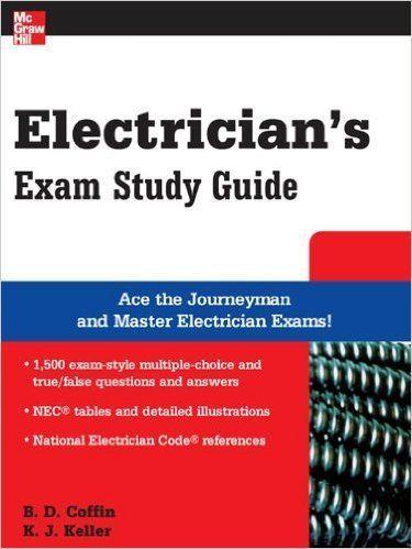 Electrician S Exam Study Guide Free Pdf Books Exam Study Study Guide Exam Guide