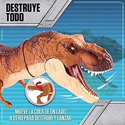 World Superataque Tyrannosaurus RexDinosaurio Del De Jurassic zGSUMqVjLp