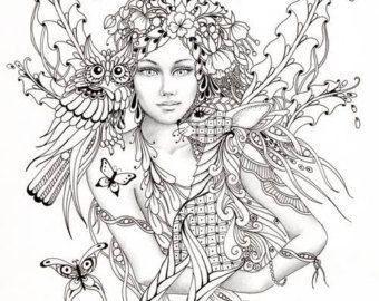 Pin Von Miss Shira Auf Kreative Gestaltung Ausmalen Ausmalbilder Zeichnungen