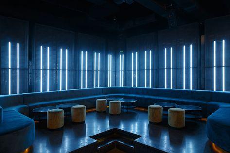 Il vecchio ristorante abbandonato che oggi è il club più esclusivo di Beirut