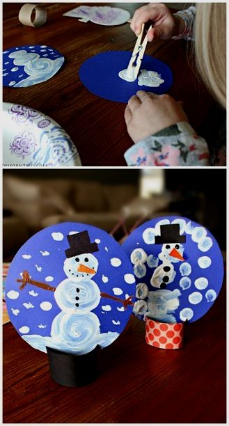 Marvelous Winter Craft Ideas For The Winter For Adults Ideas