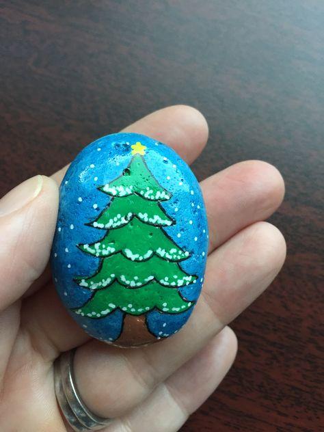 paint #christmas #tree #holiday...