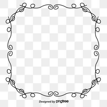 Black Lace Border Vector Shading Png And Vector Lace Border Graphic Design Background Templates Black And White Posters
