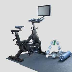 The Myx In 2020 Total Body Workout Bike Trainer Weight Set