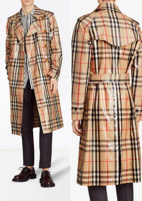 ce010e215 Top 14 Burberry Designer Men's Coats in 2018   Shop Men's Designer ...