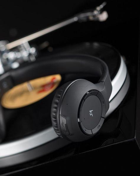 commercialisable aperçu de choisir le plus récent KitSound wireless headphones casque audio sans fil - Stay ...