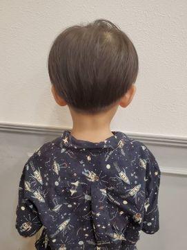 2021年冬 マッシュレイヤー キッズカット のヘアスタイル Biglobe Beauty キッズカット キッズカット 男の子 ツーブロック キッズ