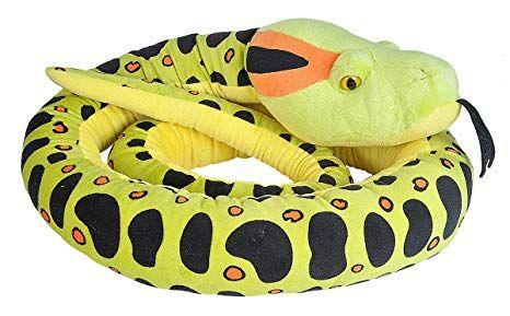 Wild Republic 135cm Burmese Python Snakesss