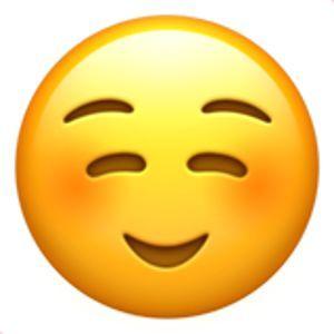 White Smiling Face Images Emoji Coeur Emoji Fond D Ecran Telephone