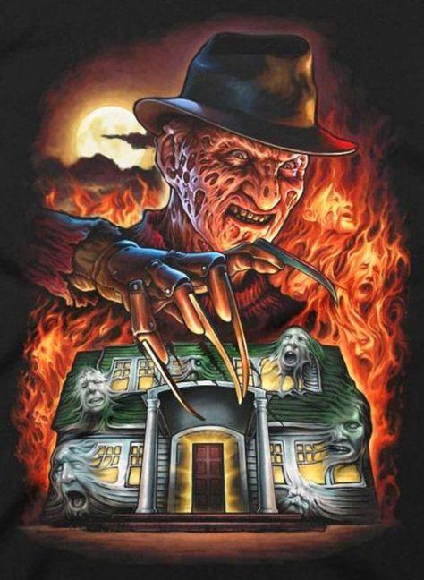 Nightmare on Elm Street Freddy Krueger Candy Bowl Holder