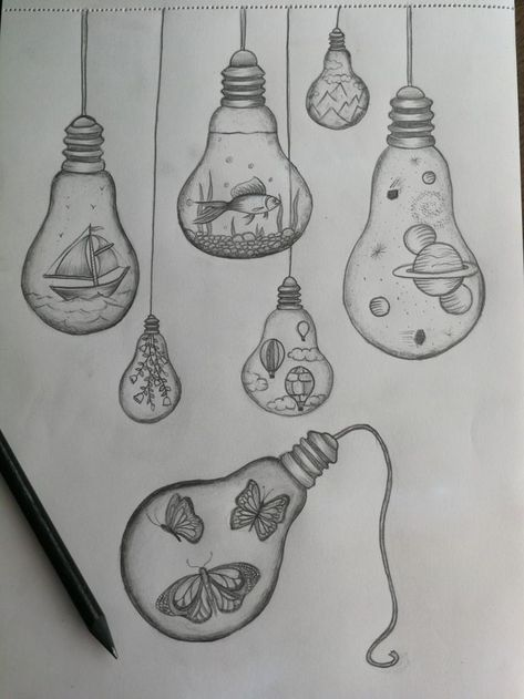 Light bulb drawings #bulbs - #bulb #bulbs #drawings #light #tekenen - #Bulb #bulbs #drawings #Light #tekenen