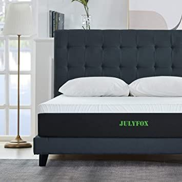 10 Inch King Size Mattress Julyfox Cooling Gel Memory Foam