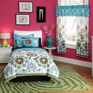 Gypsy Dreams Floral Comforter Set  found at @JCPenney