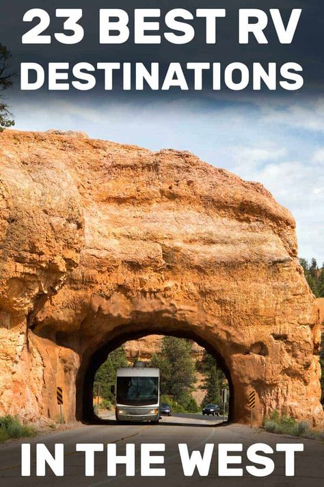 23 Best RV Destinations in the West – Vehicle HQ - Ronja Best Places To Camp, Places To See, New Orleans, Best Rv Parks, Rv Parks And Campgrounds, Las Vegas, Custer State Park, Angeles, Rv Travel