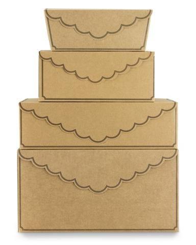 Beautiful Bakeware: Gift Boxes
